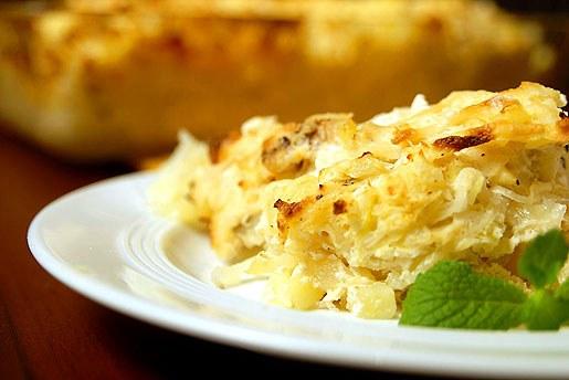 Как приготовить вкусную запеканку из картошки с мясом