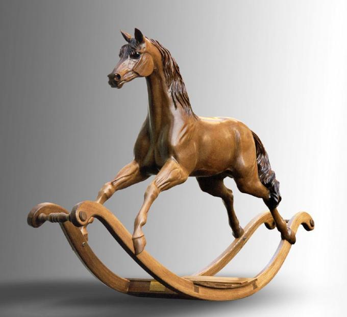 Как выбрать качалку-лошадку