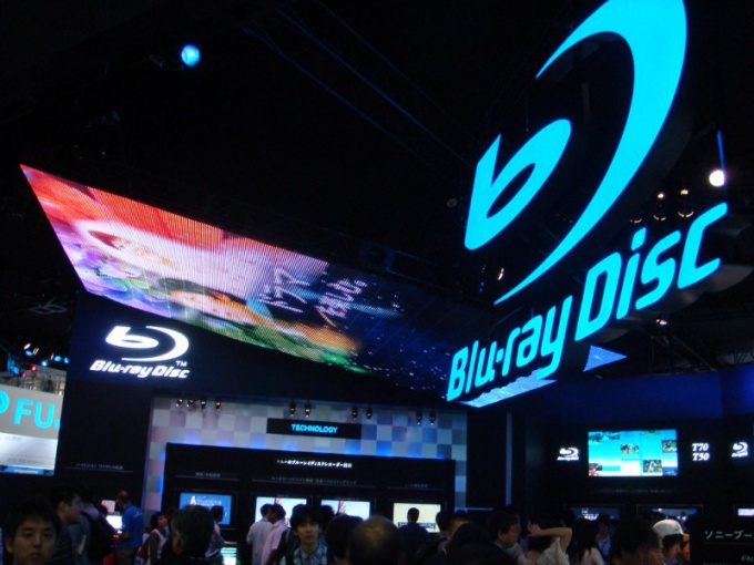 Что такое Blu-Ray