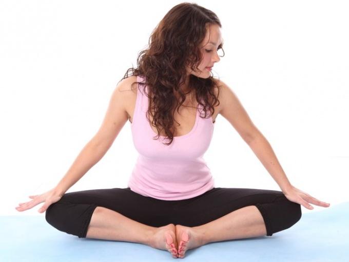 Как похудеть в помощью йоги