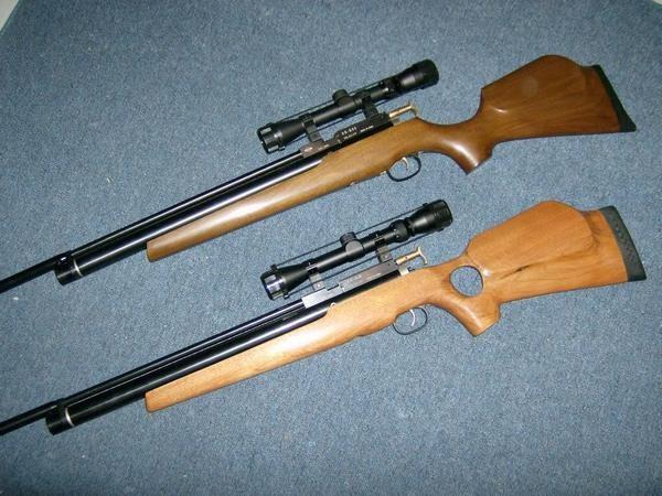 BAM XS-B50: почему эту пневматическую винтовку называют китайским чудом