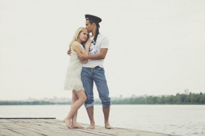 Поцелуй и характер мужчины