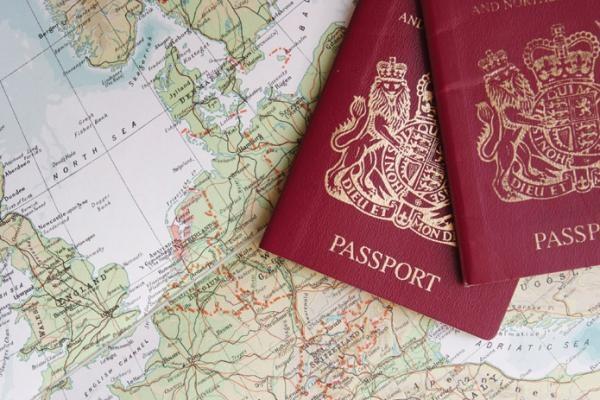 How to get a visa to England