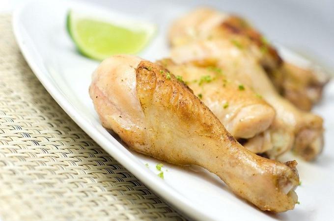 Как вкусно приготовить курицу всего за полчаса
