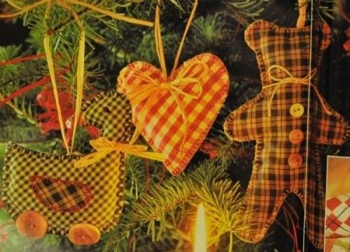 Новогодняя ёлка: сделаем игрушки сами декабрьскими вечерами