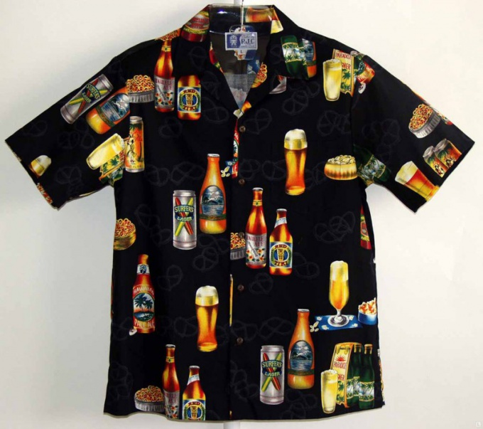 Where to buy Hawaiian shirt in Moscow