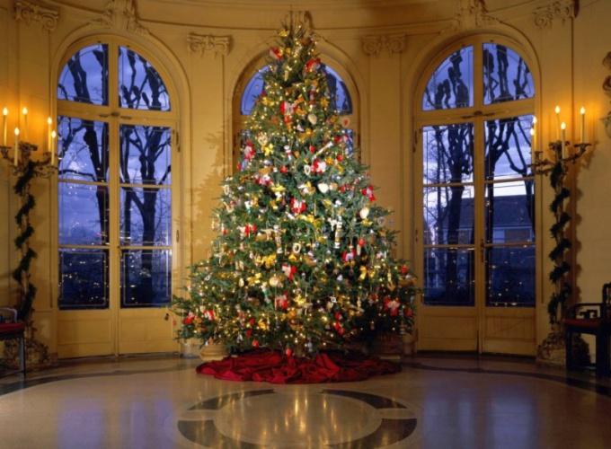 Рождественская сказка, или Как празднуют Рождество в Америке