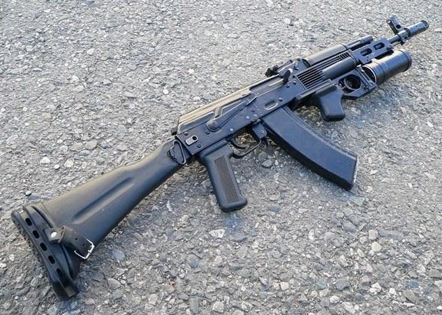 АК-12. Каким будет новый российский автомат