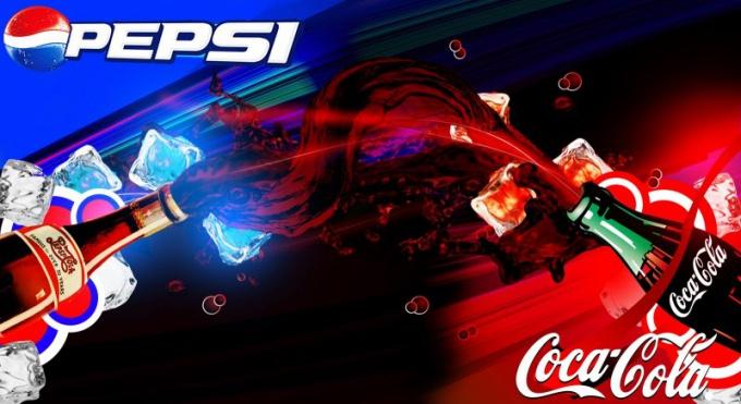 Чем отличается Coca-Cola от Pepsi-Cola
