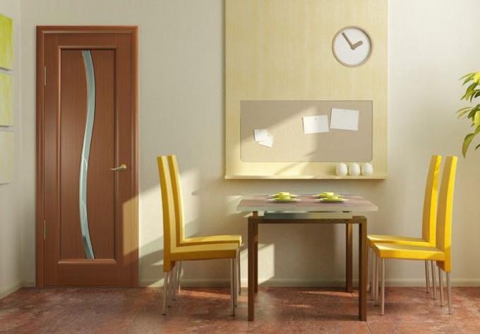 Качественная установка межкомнатной двери своими руками