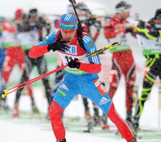 Лучшие российские биатлонисты