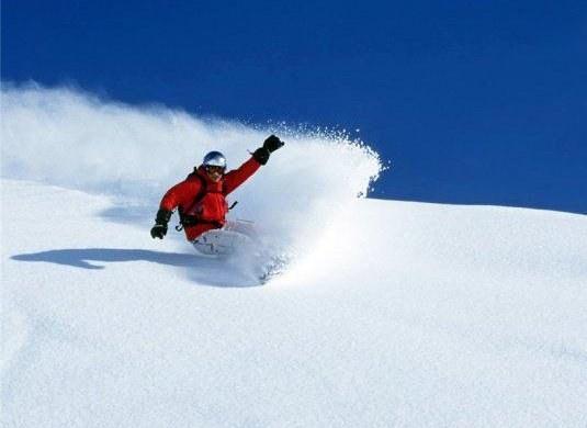 Лучшие российские сноубордисты