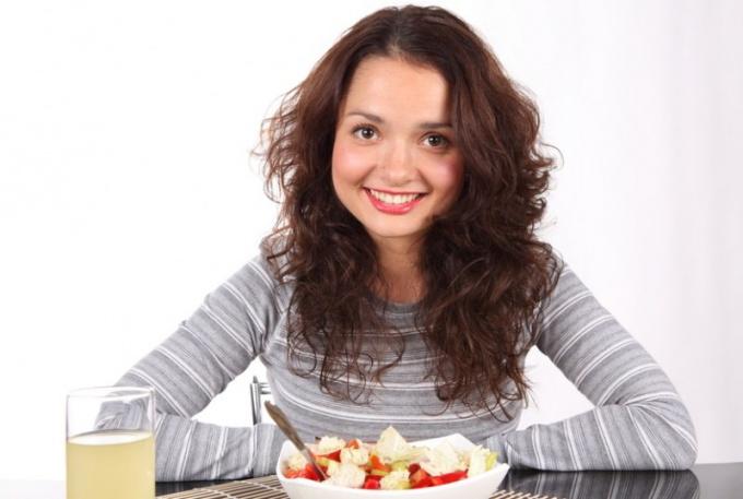 Раздельное питание как способ похудения
