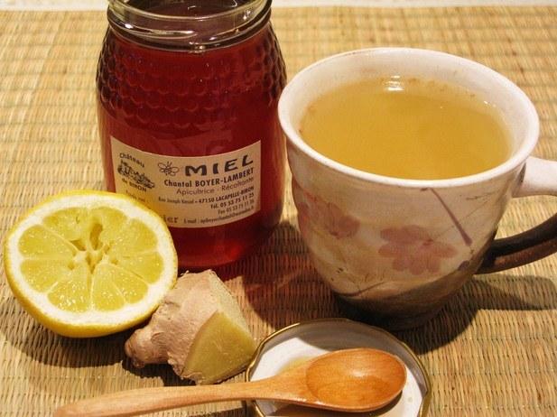 Польза чая с имбирем