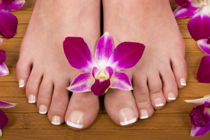 Prevention of athlete's foot and nail