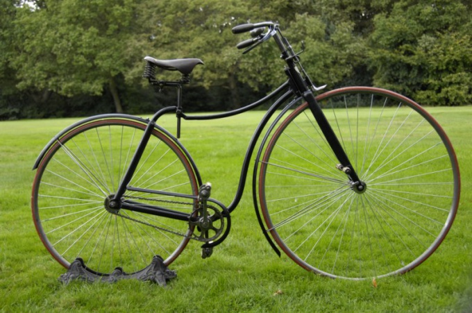 Как,кем и когда был изобретен велосипед