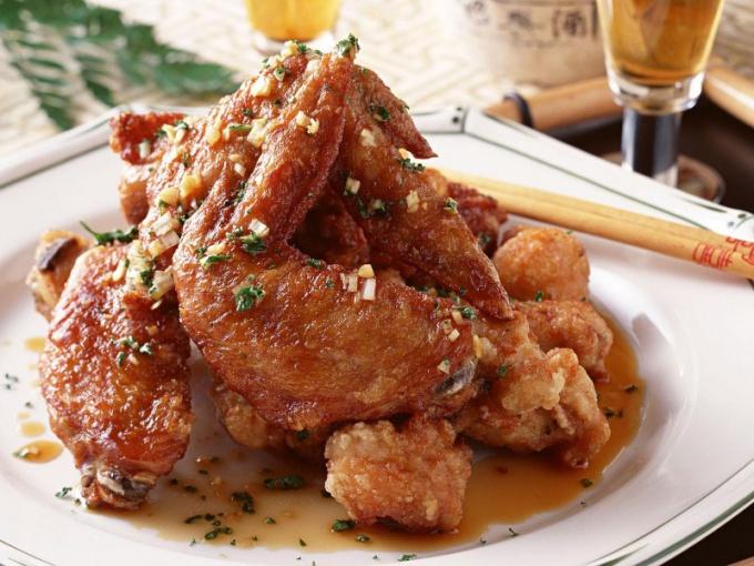 Курица с грибным соусом рецепт 49