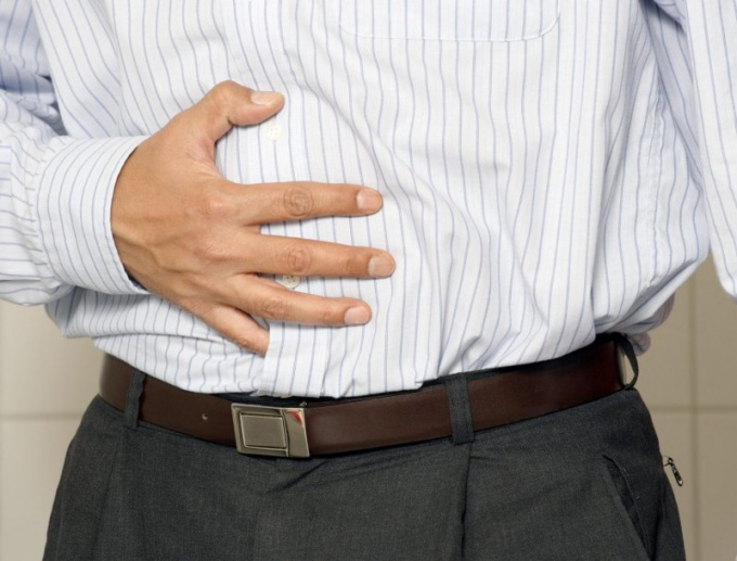 The types and causes of flatulence
