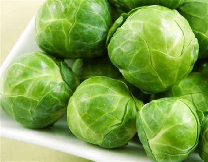 Useful properties of Brussels sprouts