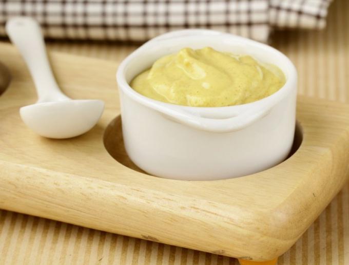 Рецепт дижонской горчицы