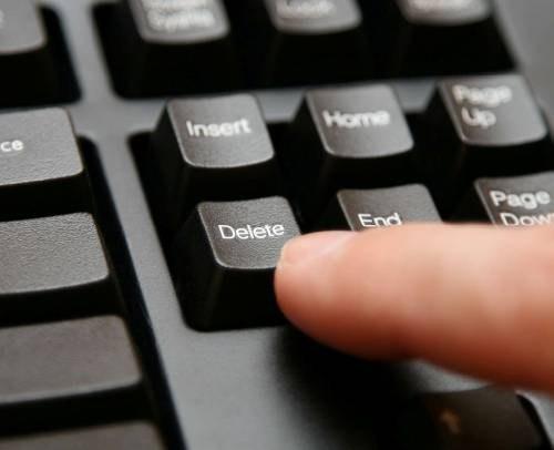 Как удалить файлы, которые не удаляются