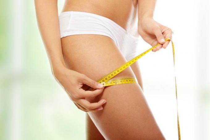 Как похудеть в бедрах и ягодицах