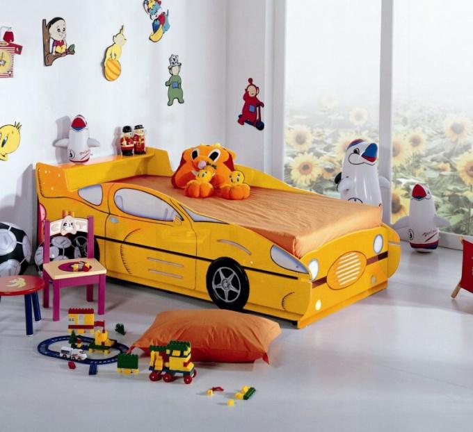 Советы по выбору кроватки для ребенка от 3 лет