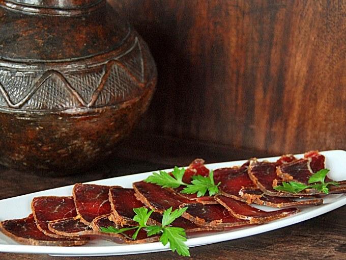 Вкусная бастурма армянская