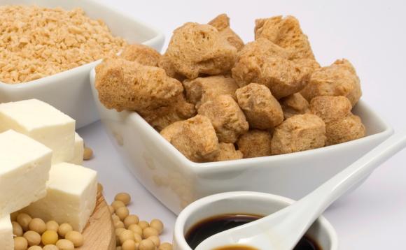 Польза и вред соевого мяса