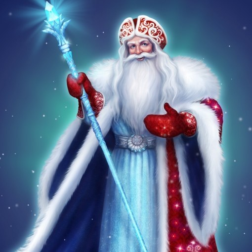 Как быть Дедом Морозом