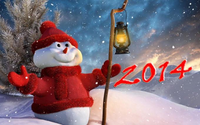 Как отдыхаем на новый год 2014