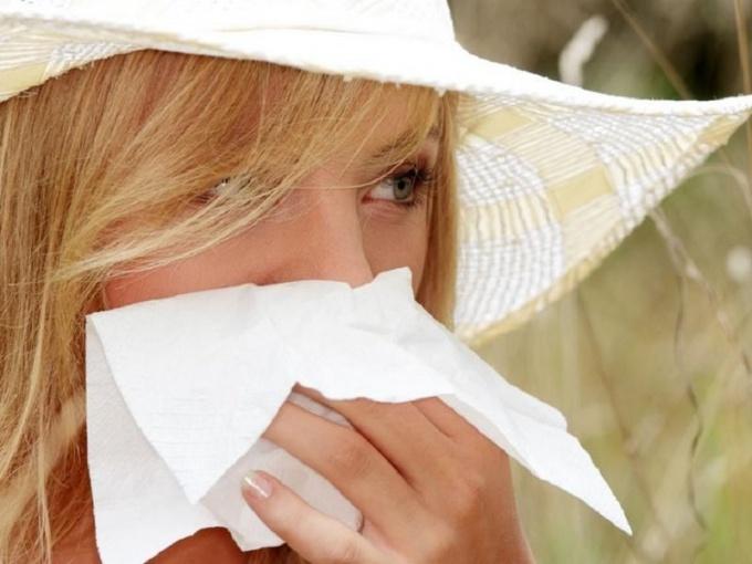 Кларитин от аллергии