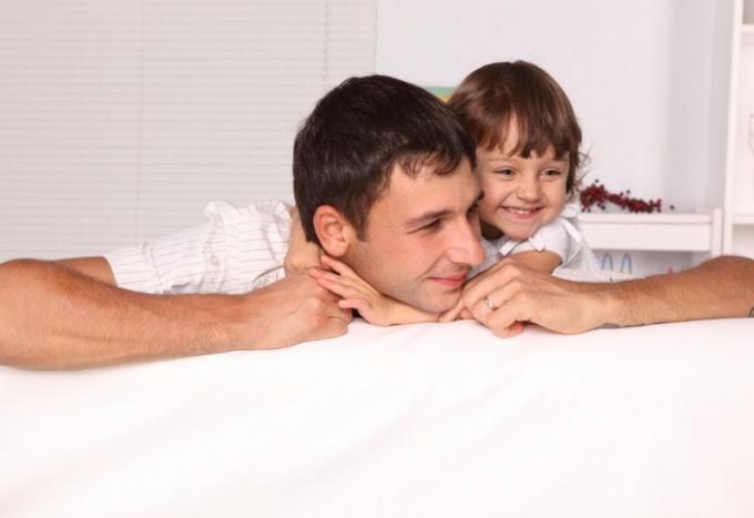 Как проводится тест на отцовство