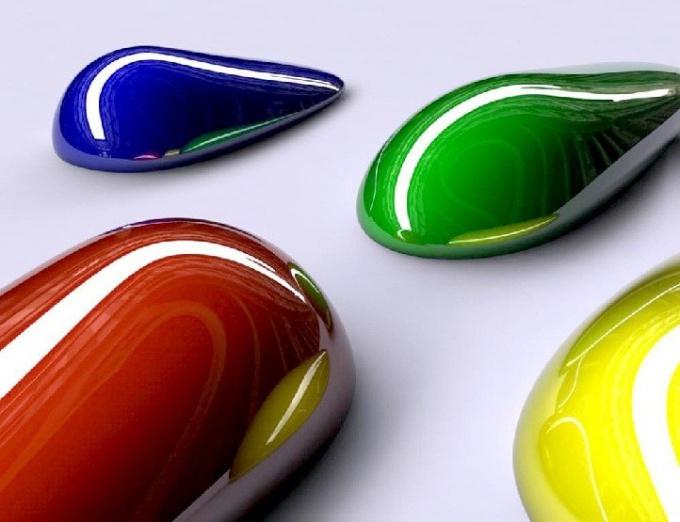 Колеровка краски: способы ее смешивания