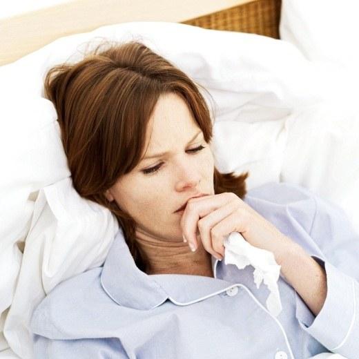 Бромгексин для лечения сухого кашля