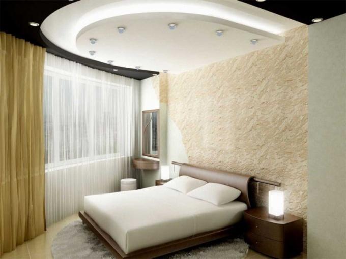 Интерьер маленьких спален