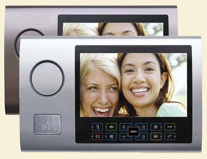 Выбор домофона с видеонаблюдением
