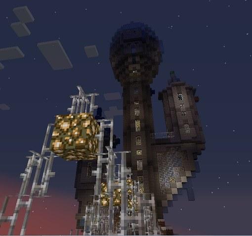 Башня, куда приятно пригласить гостей