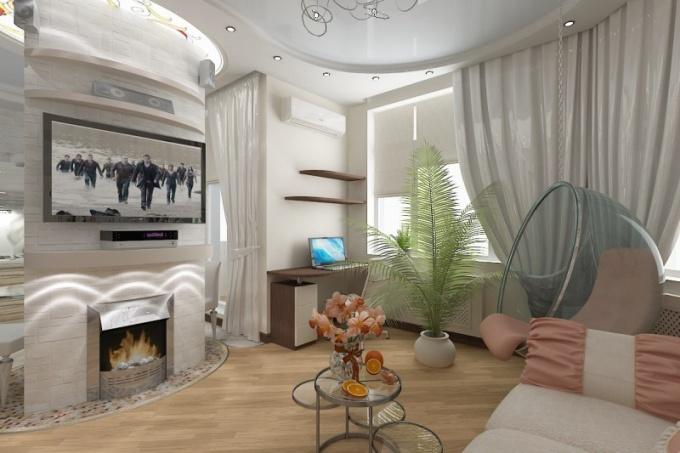 10 идей для оформления интерьера гостиной