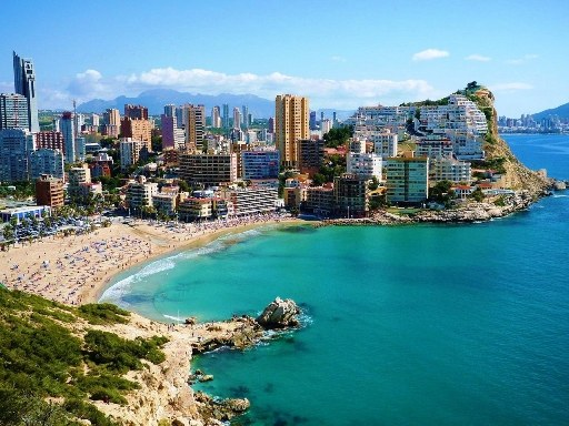 Испания в начале мая