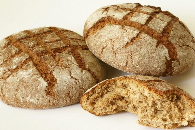 Ржаной хлеб при диете