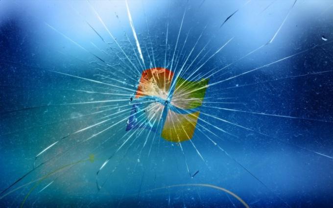 Как удалить службу в Windows XP