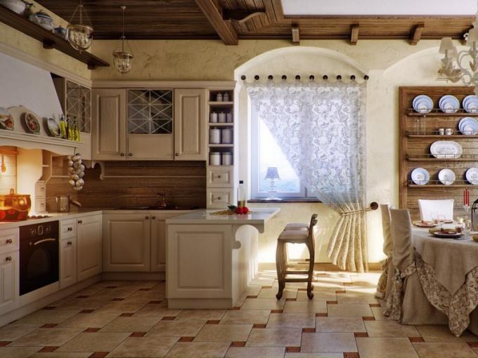 Выбираем тюль на кухне: вопросы и результаты