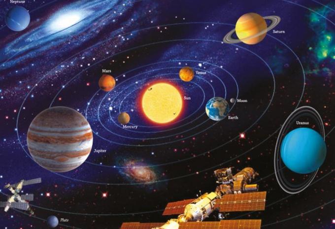 Старшие дошкольники с удовольствием займутся астрономией