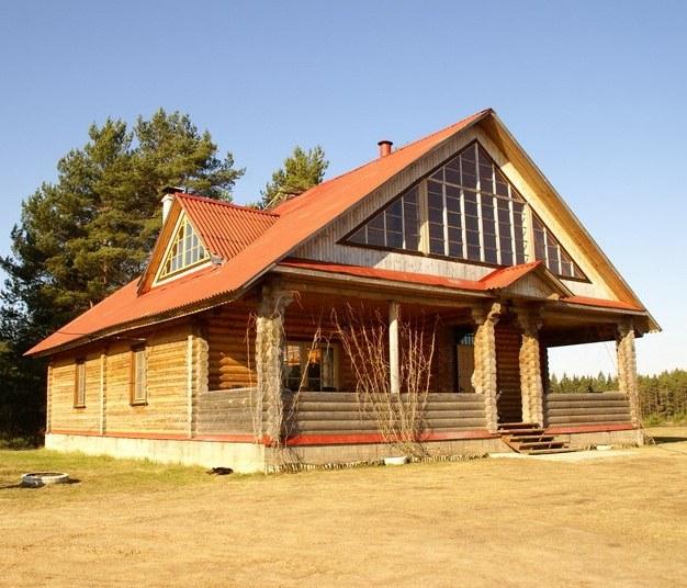 Проект дома для отдыха и досуга