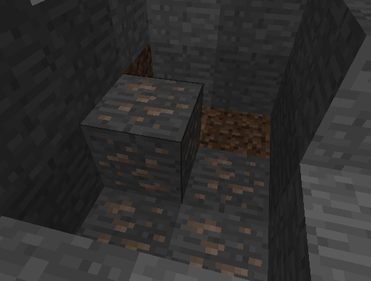 Жила железной руды