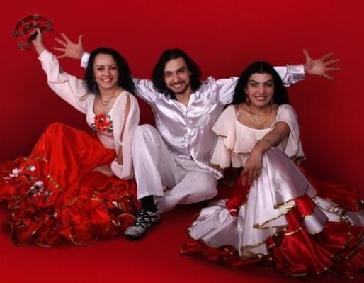 Цыганская свадьба и ее традиции