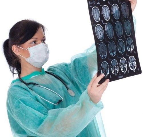 Томография в диагностике опухолей головного мозга