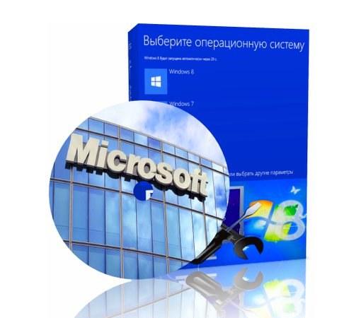 Как установить на компьютер Windows 8
