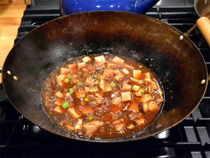 Сковорода вок - решение для кухни